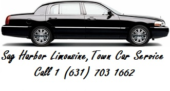 Airport Limousine, Town Car and SUV services Sag Harbor, NY
