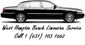 West Hampton airport limo and suv, minivan, Town car services