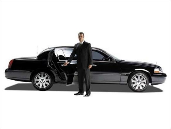 noorthaven airport town car services